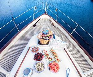 food, summer, and luxury image