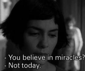 miracle, amelie, and quotes image