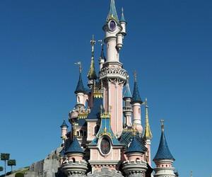 beautiful, chateau, and disney image