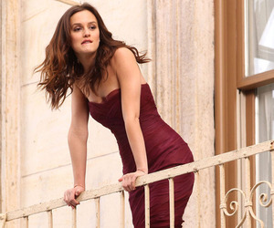 dress, leighton meester, and blair image