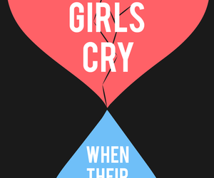 big girls cry and ️sia image