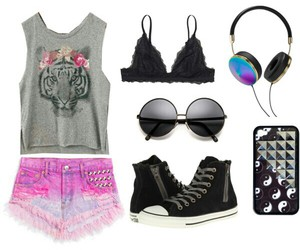 Polyvore, oufits, and ootd image