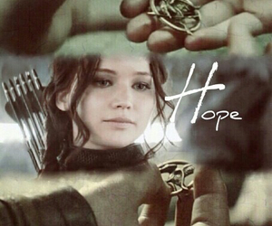 hope and katniss image