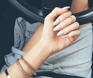 blogger, jewelry, and nails image