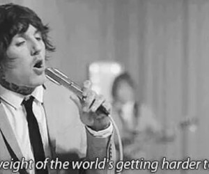 bmth, drown, and bring me the horizon image