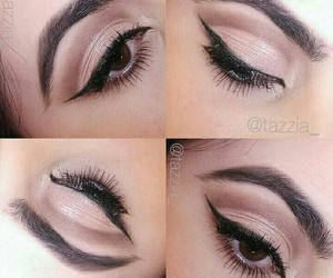 eyes, looks, and makeup image