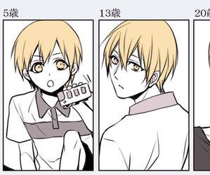 kise, ryota, and kuroko no basket image