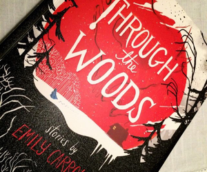 book, graphic novel, and horror image