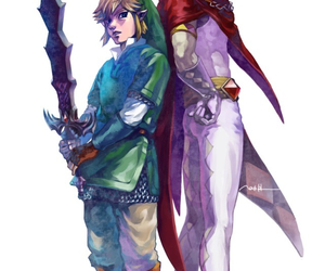 link and skyward sword image