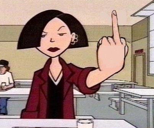 Daria, you, and exactly image