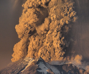 chile, earth day, and explotion image