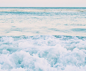 blue, ocean, and header image