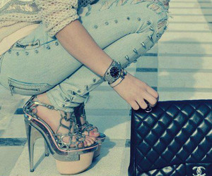 photography and heels chanel image