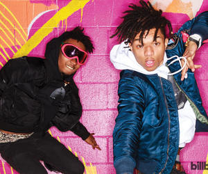 rae sremmurd, swae lee, and slim jimmy image
