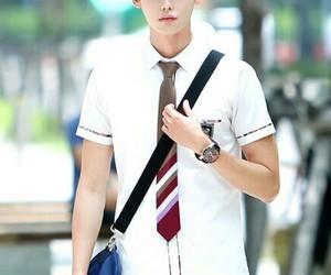 lee jong suk, model, and kdrama image