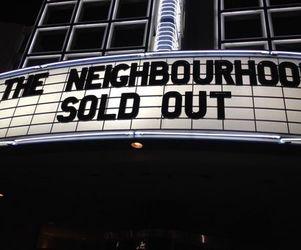 concert and the neighbourhood image