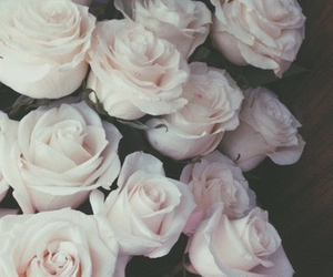 flowers, vintage, and cute image