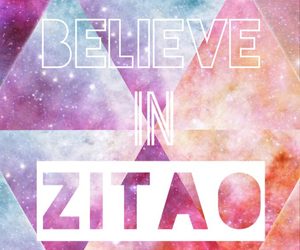 believe, exo, and galaxy image