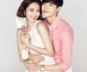 actor, couple, and korean image