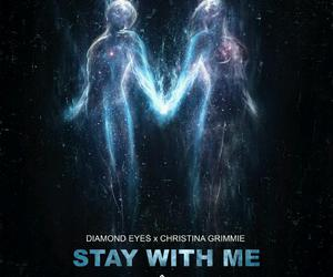 music, song, and stay with me image