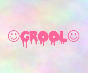 grool, pastel, and grunge image
