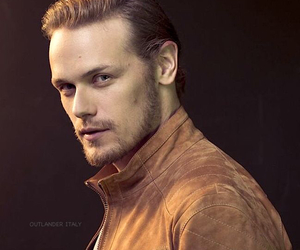outlander and sam heughan image