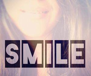 smile, why?, and becauseyoucan image