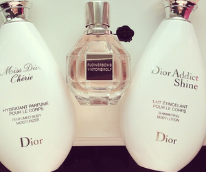 dior, luxury, and perfume image