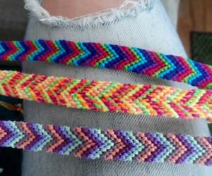 bracelets, pretty, and tumblr image