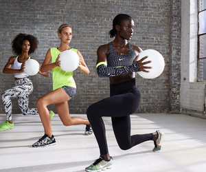 fit, nike, and woman image