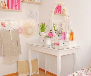 girly bedroom and cute bedrooms image