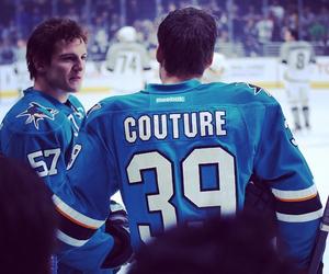 hockey, Hottie, and san jose sharks image