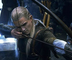 Legolas, orlando bloom, and elf image