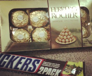 chocolate and ferrero image