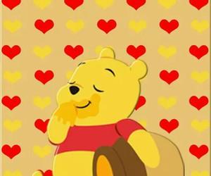 fondo, pooh, and wallpaper image