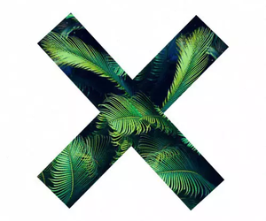 x, green, and summer image