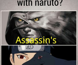 anime, assassin, and funny image