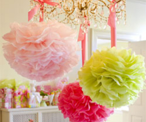 chandelier and lilly pulitzer image