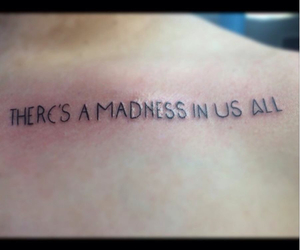 chest, grunge, and madness image