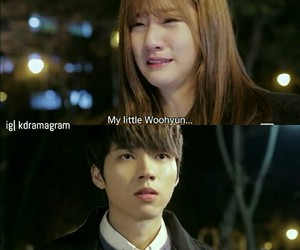 couple, kdrama, and woohyun image