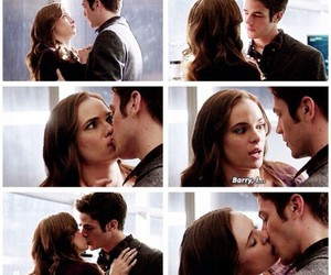 snowbarry, the flash, and barry allen image