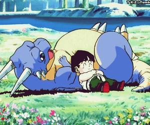 dbz, anime, and dragon ball image