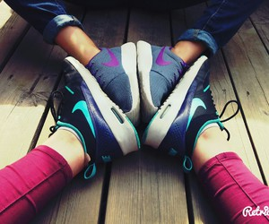chaussures, nike, and air max thea image