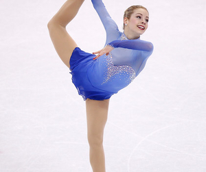 figure skating and gracie gold image