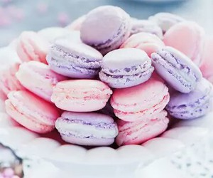 pink, food, and purple image
