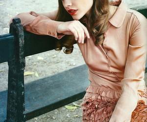 barbara palvin, model, and vintage image