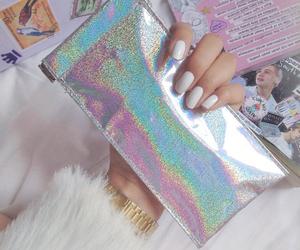 nails, pastel, and tumblr image