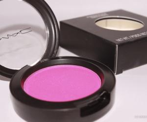 blog, makeup, and blush image