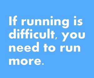 running, motivation, and fit image