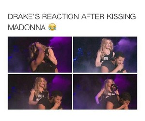 Drake, madonna, and funny image